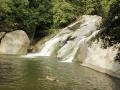 Cascadas del rio Minca en Goloka