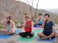 Meditación en miradores de Gambhira