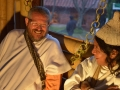 Swami B.A. Paramadvaiti con Mamo Kogi José Gabriel
