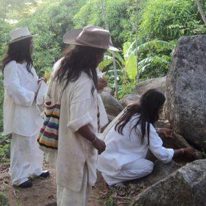 Ceremonia de Mamoa en Territorio UDSA